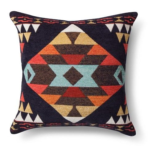 Blue Southwest Throw Pillow Threshold Southwest Throw Pillows