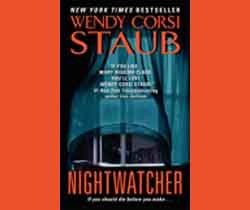 """""""Nightwatcher"""" is the first book in a trilogy by New York Times best-selling author Wendy Corsi Staub. """"Nightwatcher"""" is currently available, the second book in the trilogy, """"Sleepwalker"""" is scheduled for release in September. """"Shadowkiller,"""" which will conclude the trilogy, comes out in February 2013. http://www.examiner.com/article/read-nightwatcher-by-wendy-corsi-staub"""