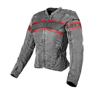 SPEED AND STRENGTH - Women's American Beauty Textile Motorcycle Jacket - Textile - Street - Jackets - Women's - Cycle Gear