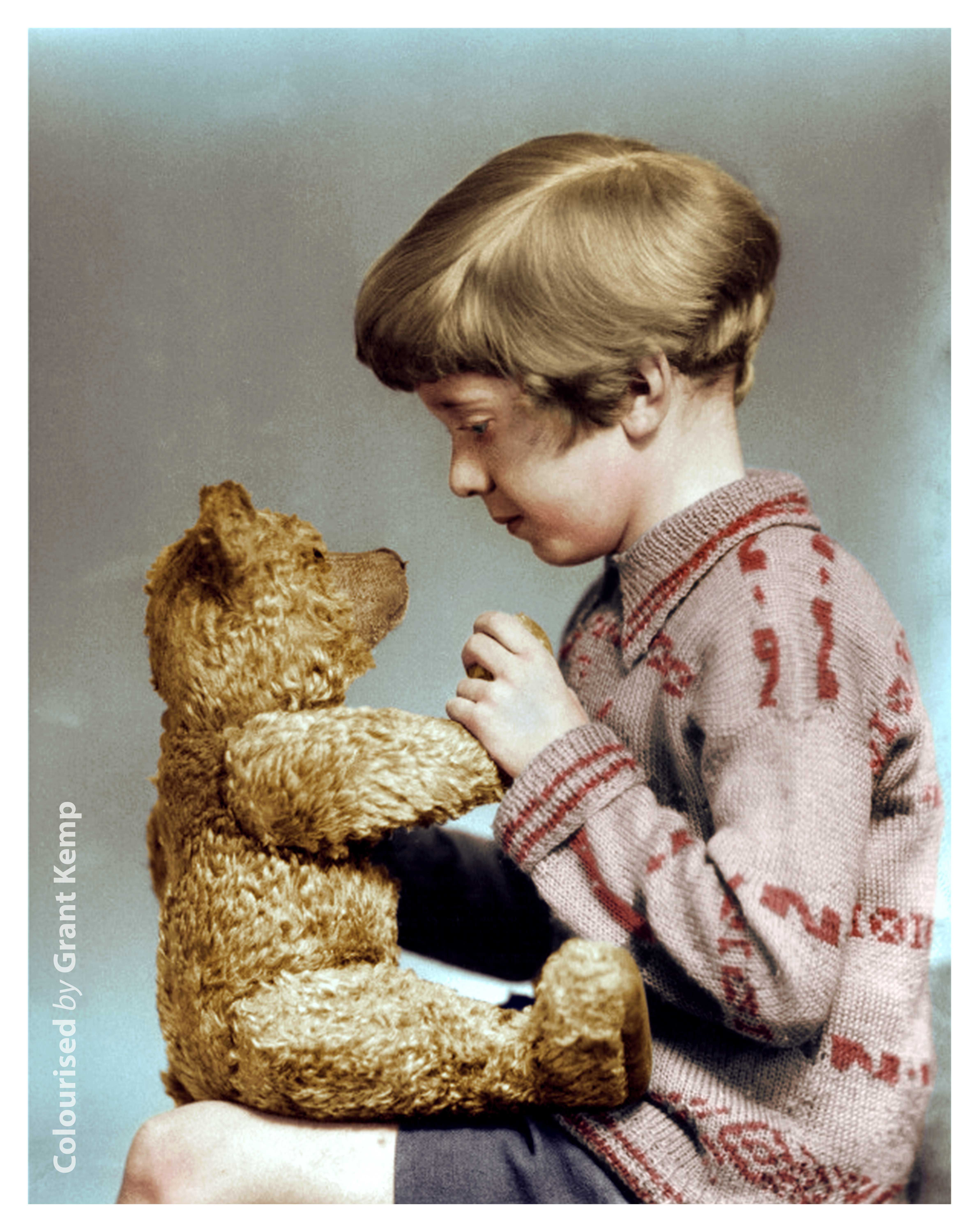 Christopher Robin Milne Was Born At 11 Mallord Street Chelsea