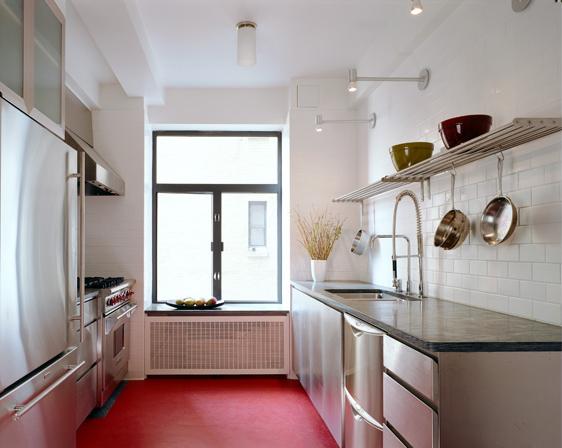 Exemplo de cozinha que seria perfeita pra minha casa.