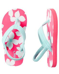 f244a2e3386e Carter s Tropical Flip Flops