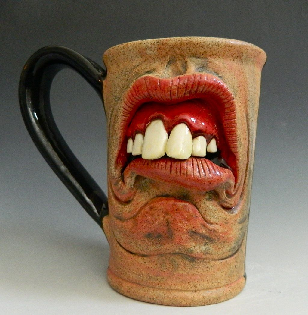 Tea Mugs For Sale Dental Mug For Sale By Thebigduluth Deviantart On