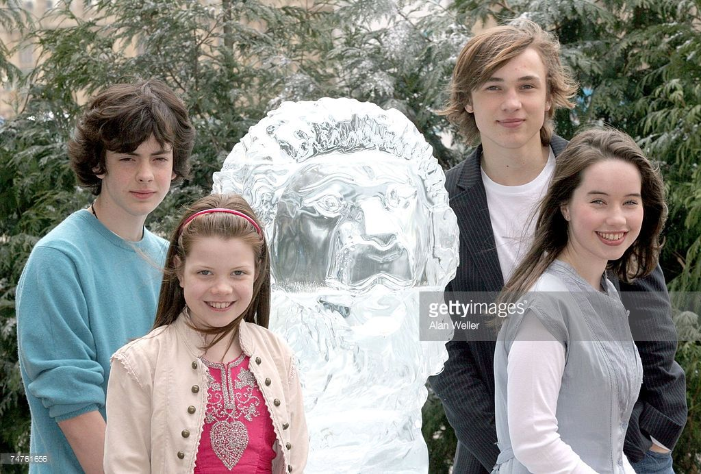 """The Chronicles of Narnia"" DVD Release London Photocall in"