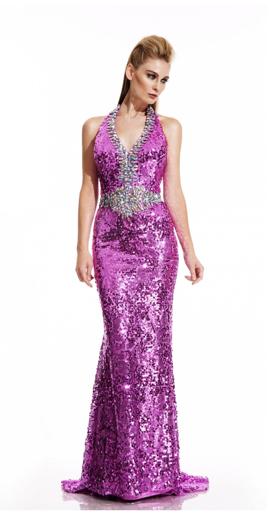 Johnathan Kayne prom dress style 302 | Pink Party Dresses | Pinterest