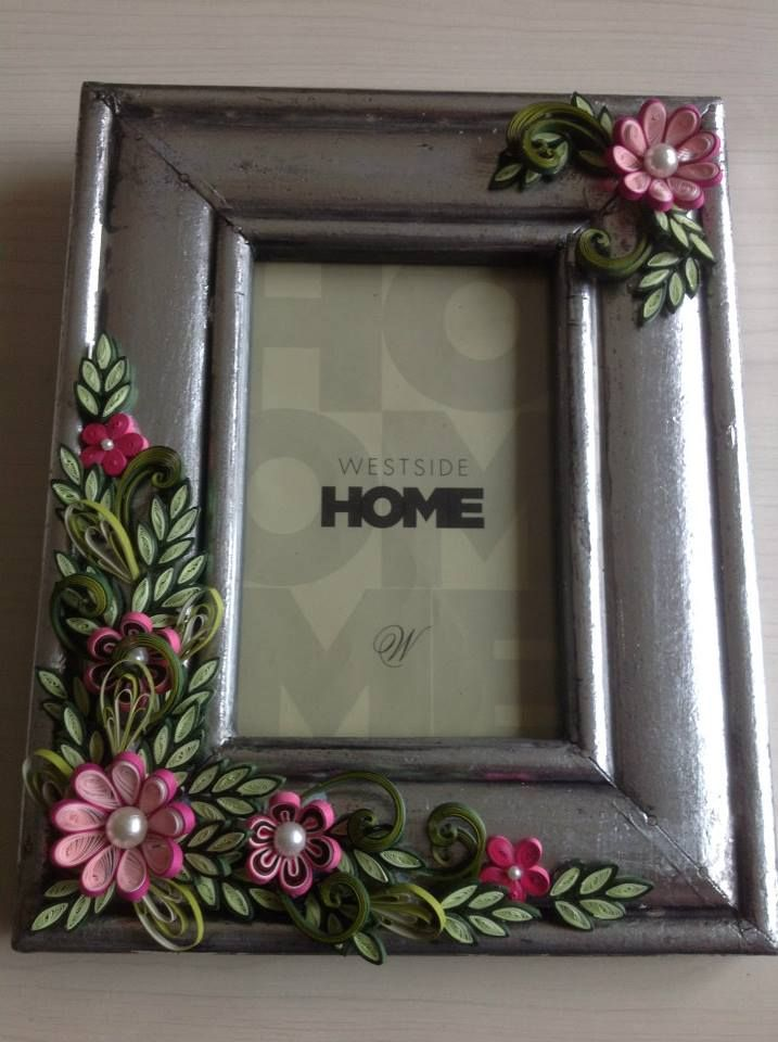 Quilling Love | Quilling Picture Frames | Pinterest | Quilling ...