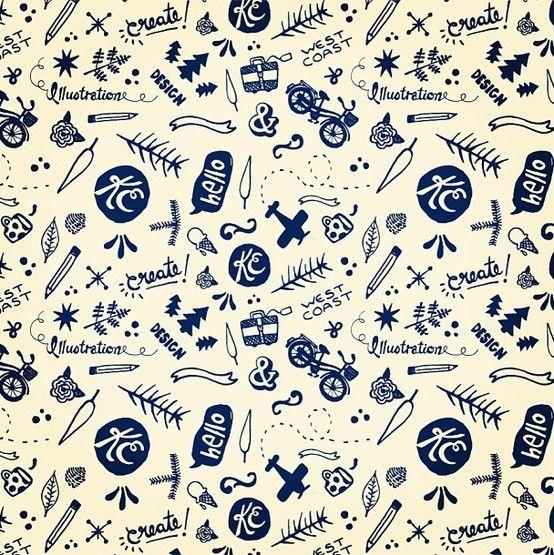 I love patterns.