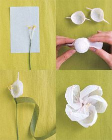 Flores de papel tissue paper flowers paper flowers and tissue paper this is the bubble flower mightylinksfo