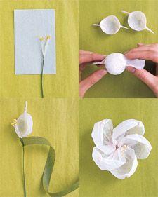 Tissue Paper Flowers Reilly Likes Pinterest Tissue Paper
