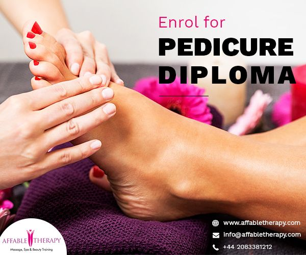 Learn the art of beauty treatment for the feet and legs by ...