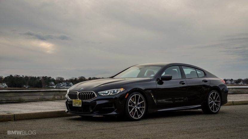 Video Let Us Show You The Gorgeous Bmw M850i Gran Coupe Bmw