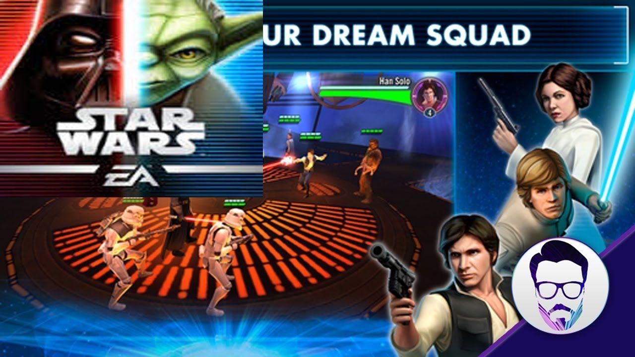 تحميل لعبة Star Wars Galaxy of Heroes حرب النجوم كوكبة من