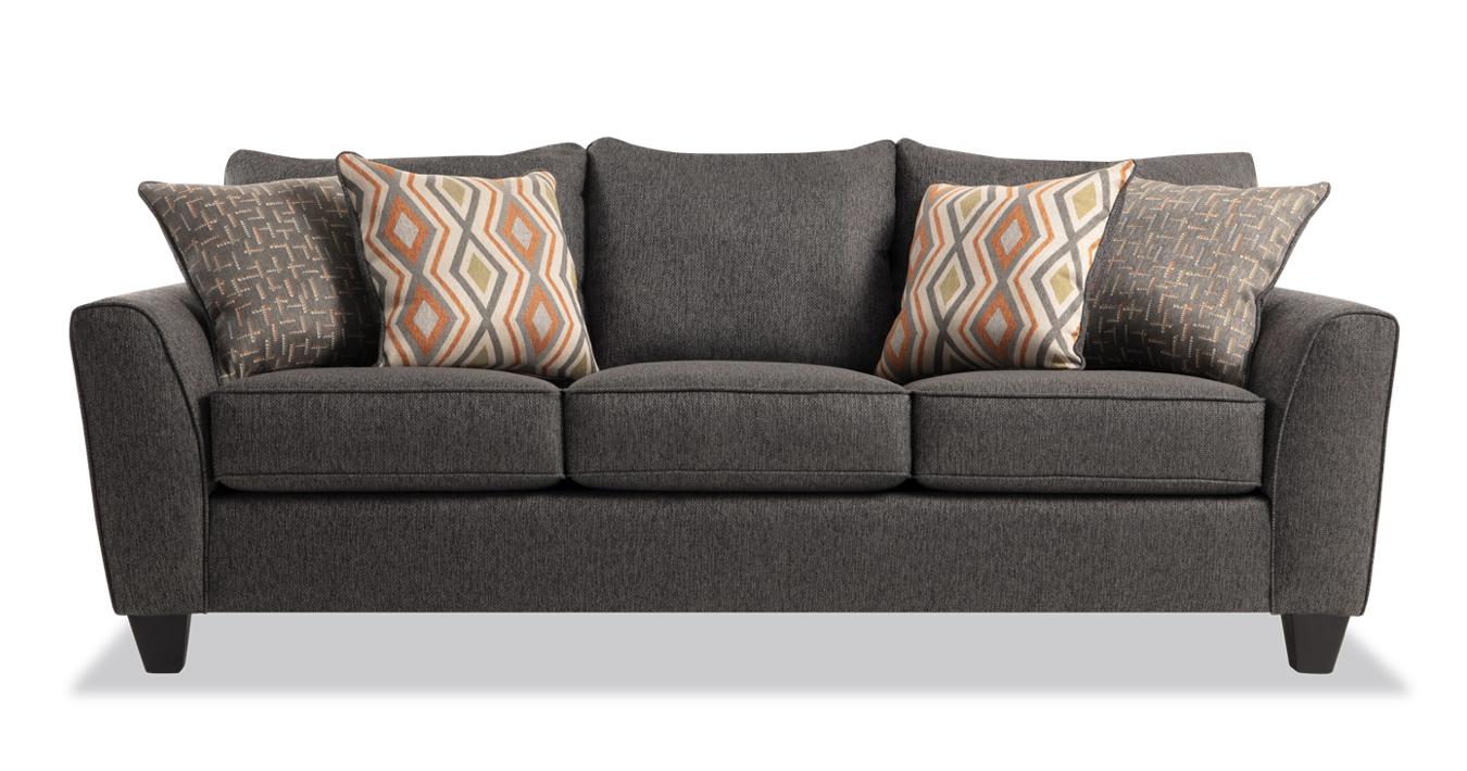 Best Capri Graphite Bob O Pedic Sleeper Sofa In 2019 Denim 640 x 480