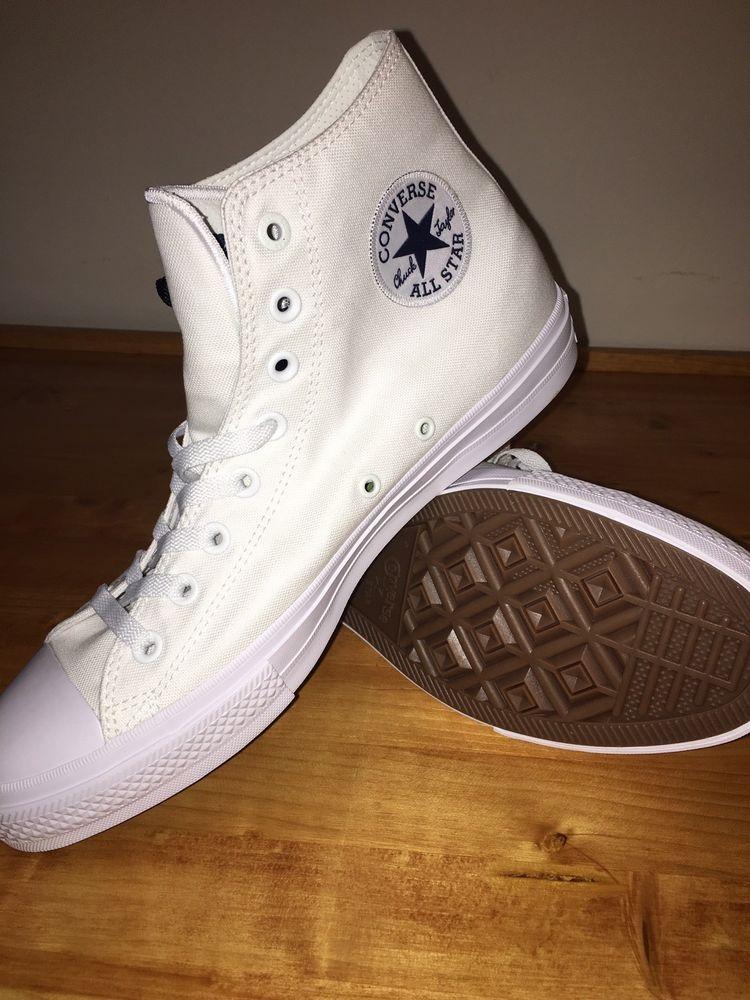 c153a5ab2c3 Converse Chuck Taylor All Star II High Top Size 13 Mens Lunarlon ...