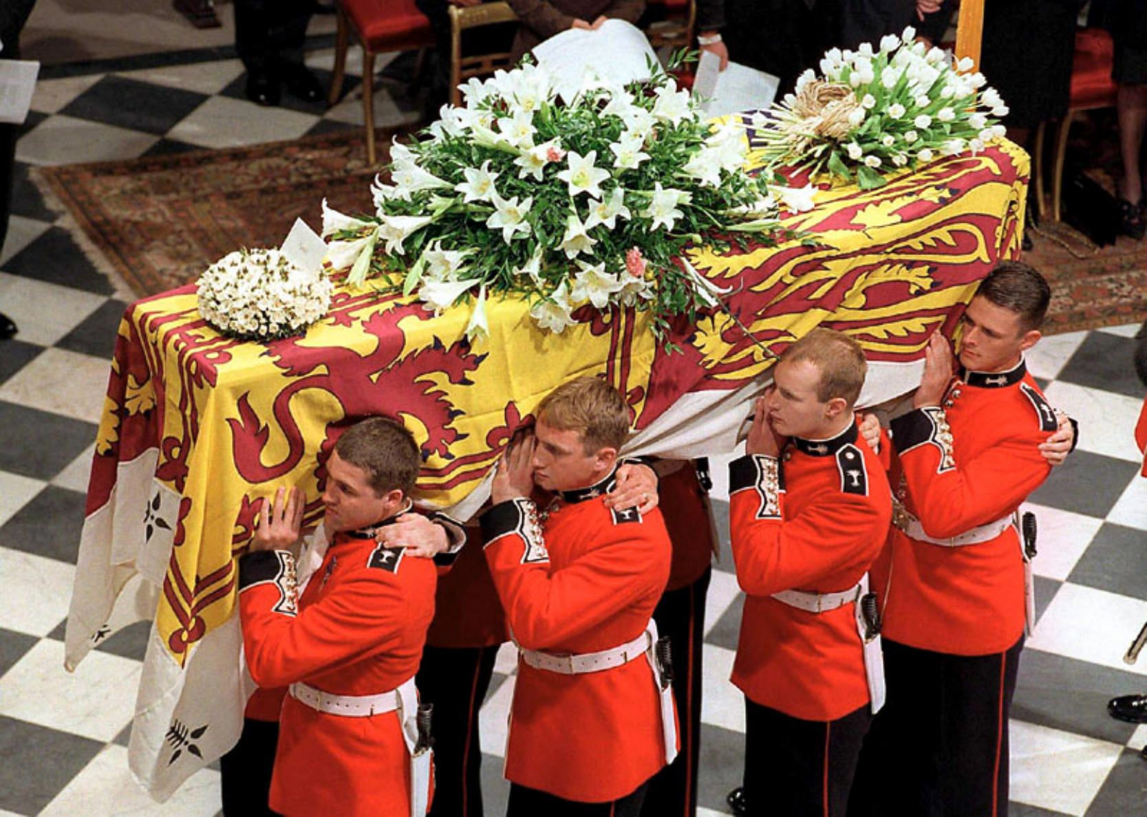 Princess Diana Funeral Photo C Getty Images Princess Diana