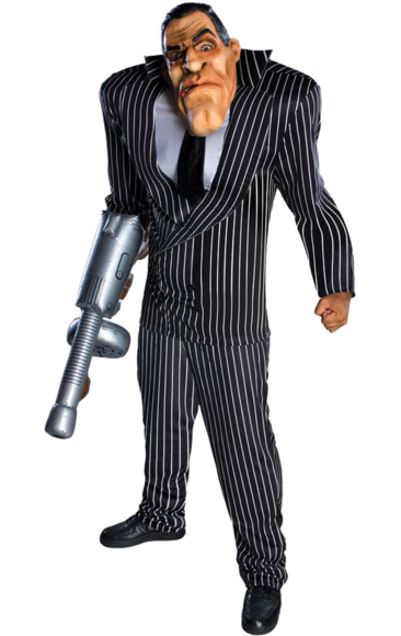 mobster gangster massive costume Adult