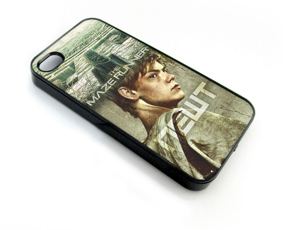 The Maze Runner 2T The Command Case For Apple Iphone 4 4S 5 5S 5C ...