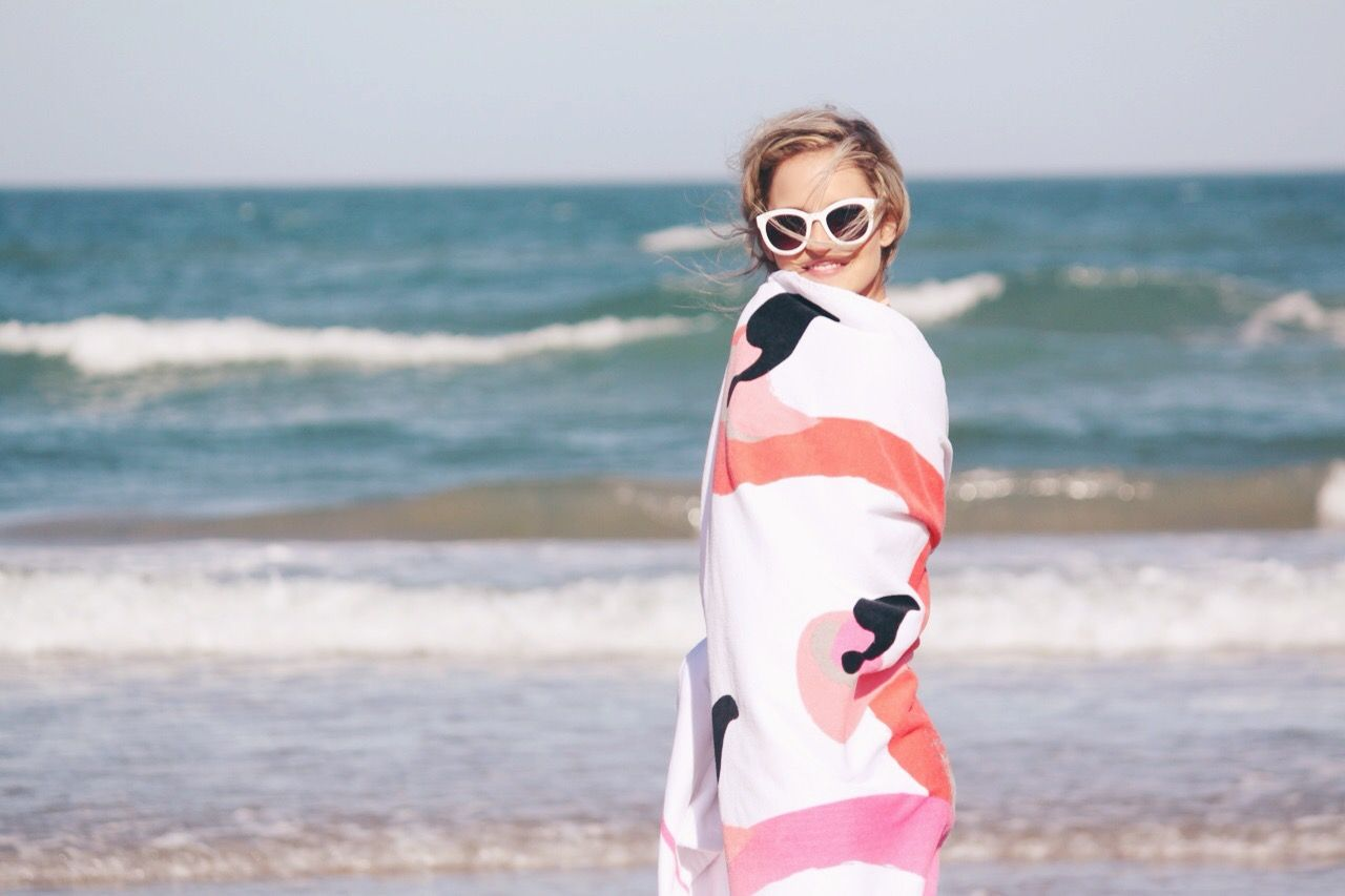 Flamingo Beach Towel Via Target Summer Time Pinterest