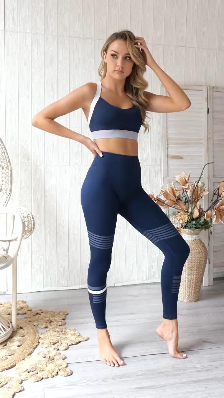 STELLE Girls Active Legging Yoga Pants for Workout Sport Running