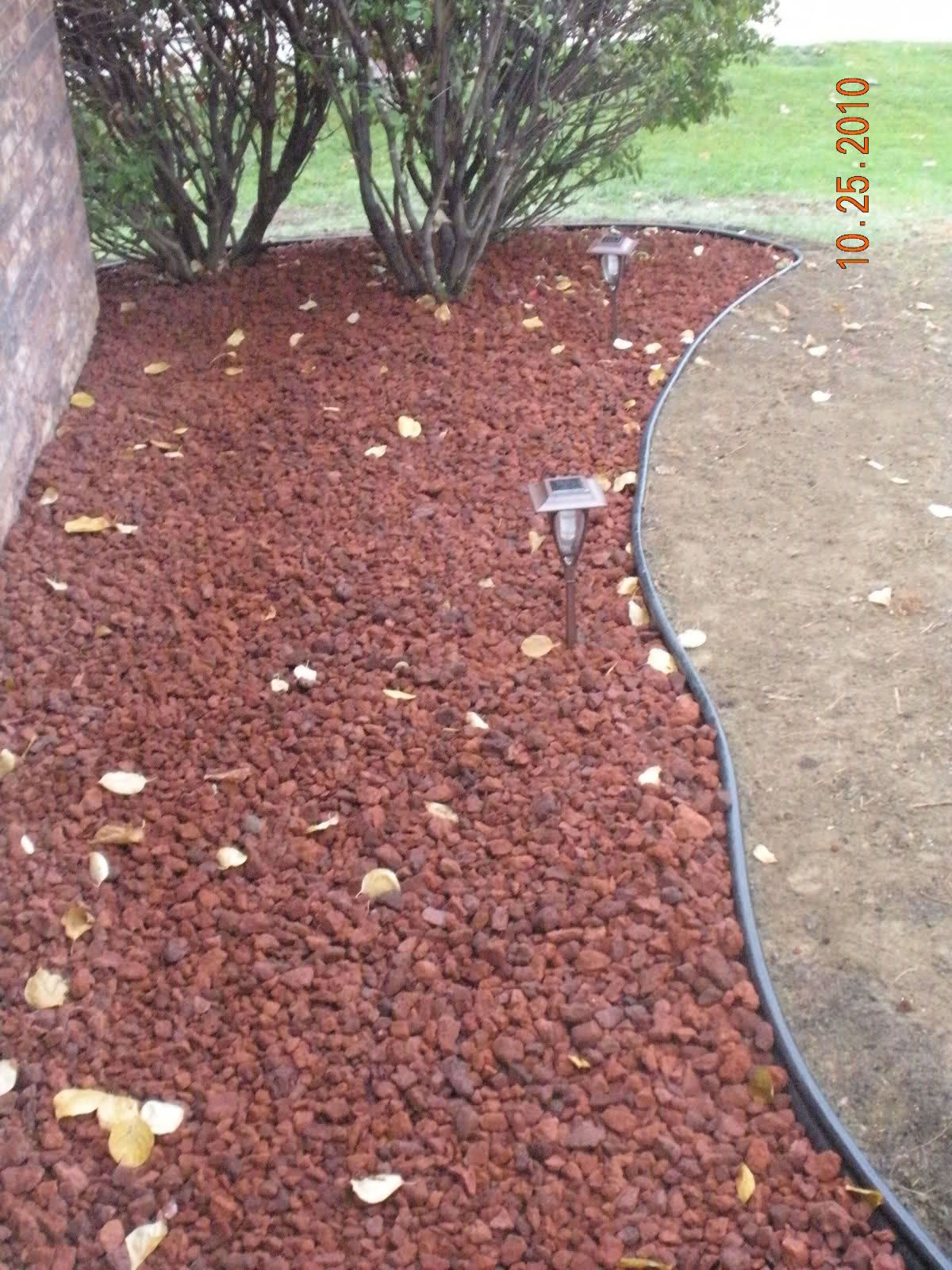 Red Lava Rock Landscaping Ideas Learn More By Visiting The Image Link Organicgard Landscaping With Rocks Decorative Landscaping Stone Landscaping Supplies
