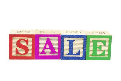 We have a HUGE Toy Sale 40-75% OFF brand name toys - come inside and grab a few before they sell out!!