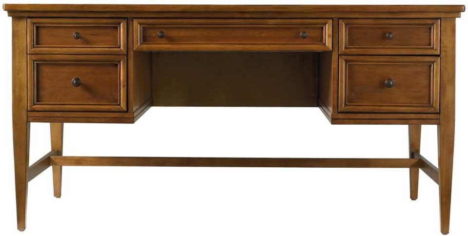St 816 68 03 Stanley Continuum Candlelight Cherry Writing Desk