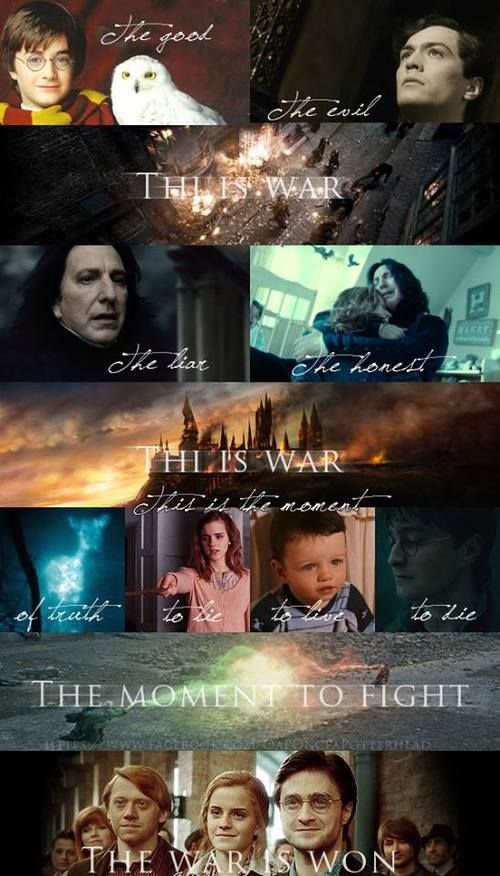 Harry Potter feat. 30 Seconds To Mars, This Is War