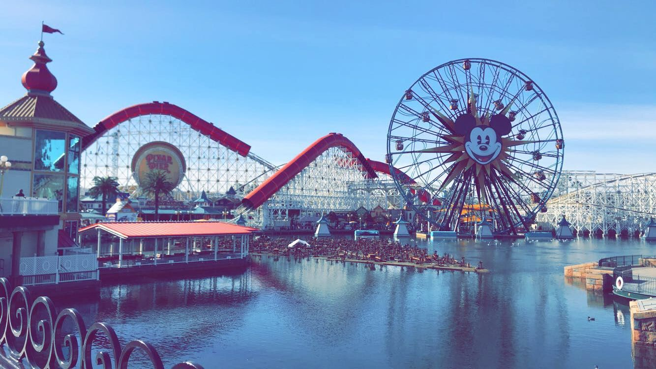 Pin by M I L A on travel | Travel, Fair grounds, Pixar
