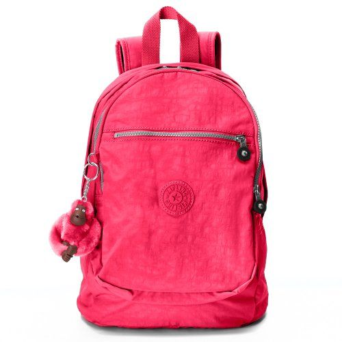 Kipling Black PinkOne Friday Challenger BackpackVibrant Size hCrQtsdx