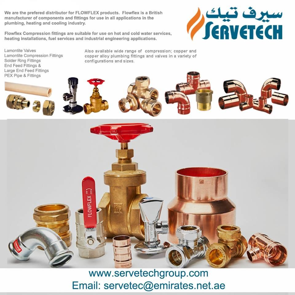 Dubai Uae Servetech Flowflex Heat Installation Industrial Engineering Heating And Cooling