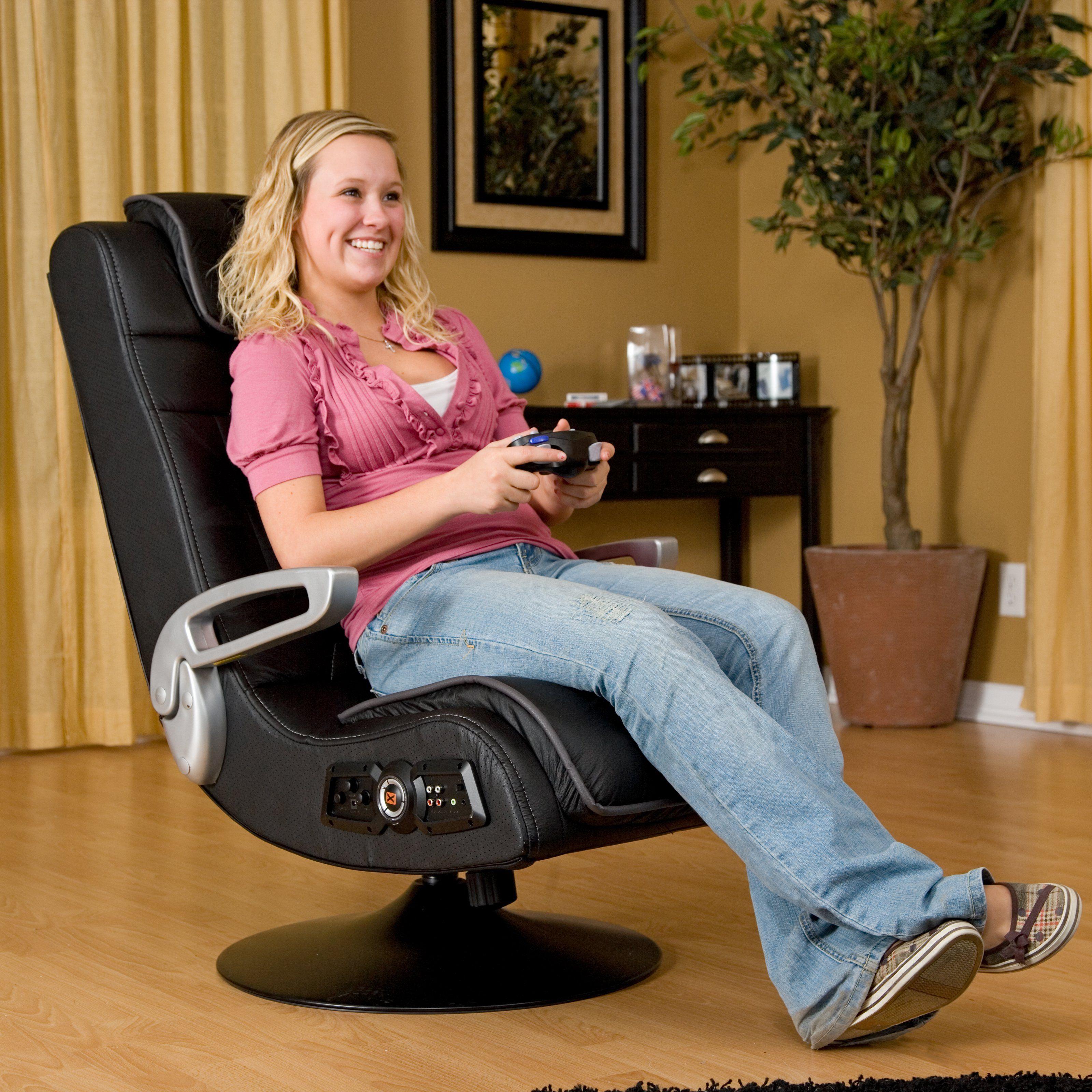 X Rocker 4.1 Pro Series Pedestal Wireless Game Chair