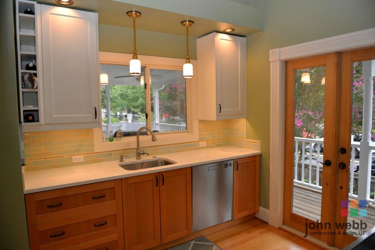 Douglas Fir Kitchen By John Webb Construction Design Kitchen Cabinets Kitchen Shaker Kitchen