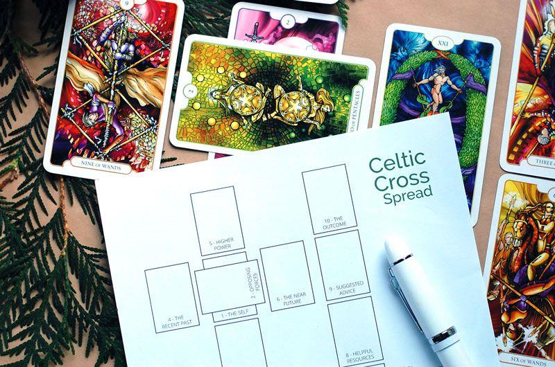 How i use my tarot journal learning tarot cards free