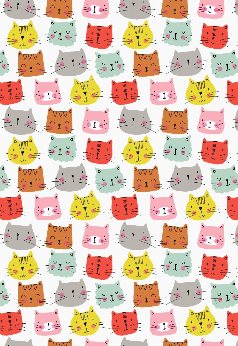 dawn bishop probably the cutest cat drawings ever design