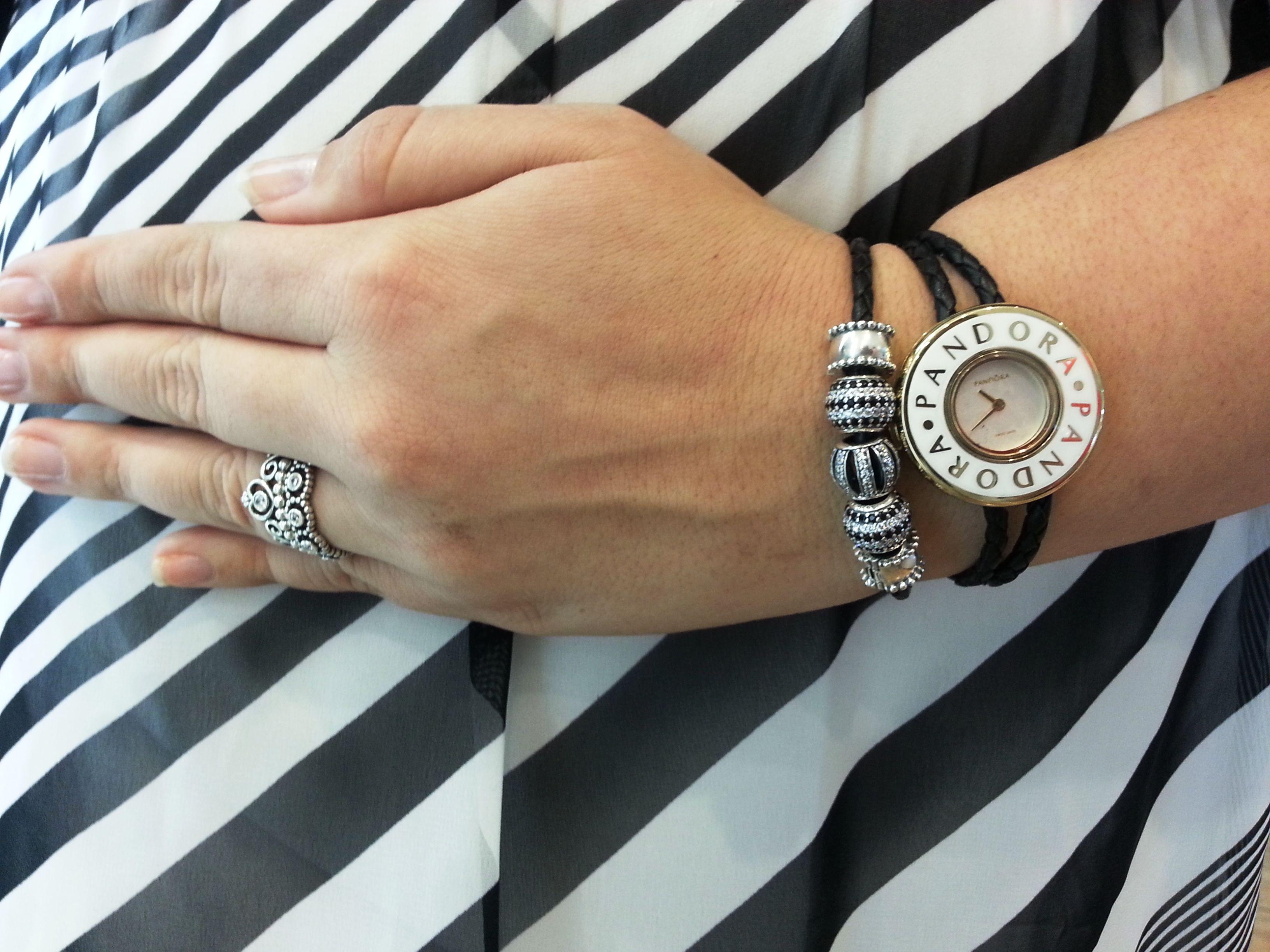 Pandora bracelet dillards -  Pandoracrabtreeloves The Leather Bracelet Watches Pandoraloves