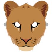 Lion mask templates google search | lion king jr. Ideas | lion.