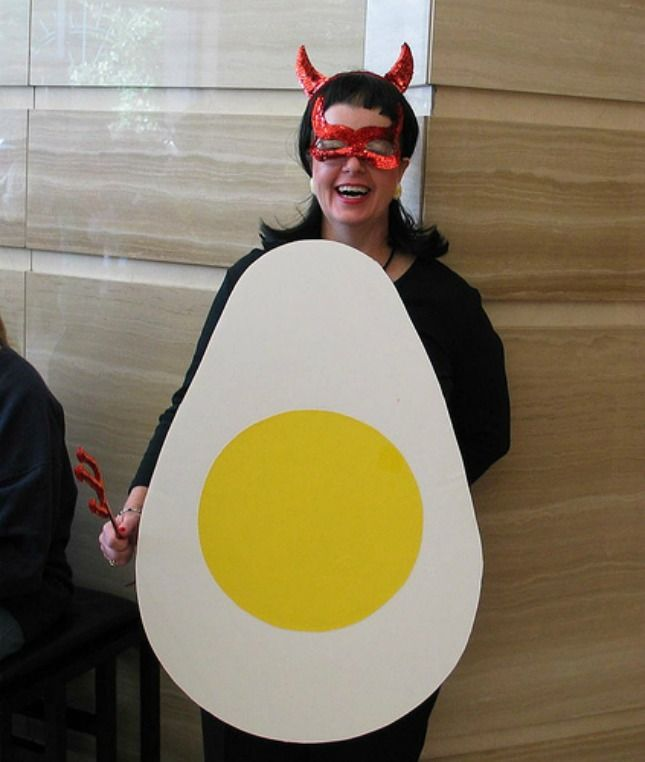 17 DIY Ways to Dress Up as Food for Halloween via Brit + Co - clever halloween costume ideas