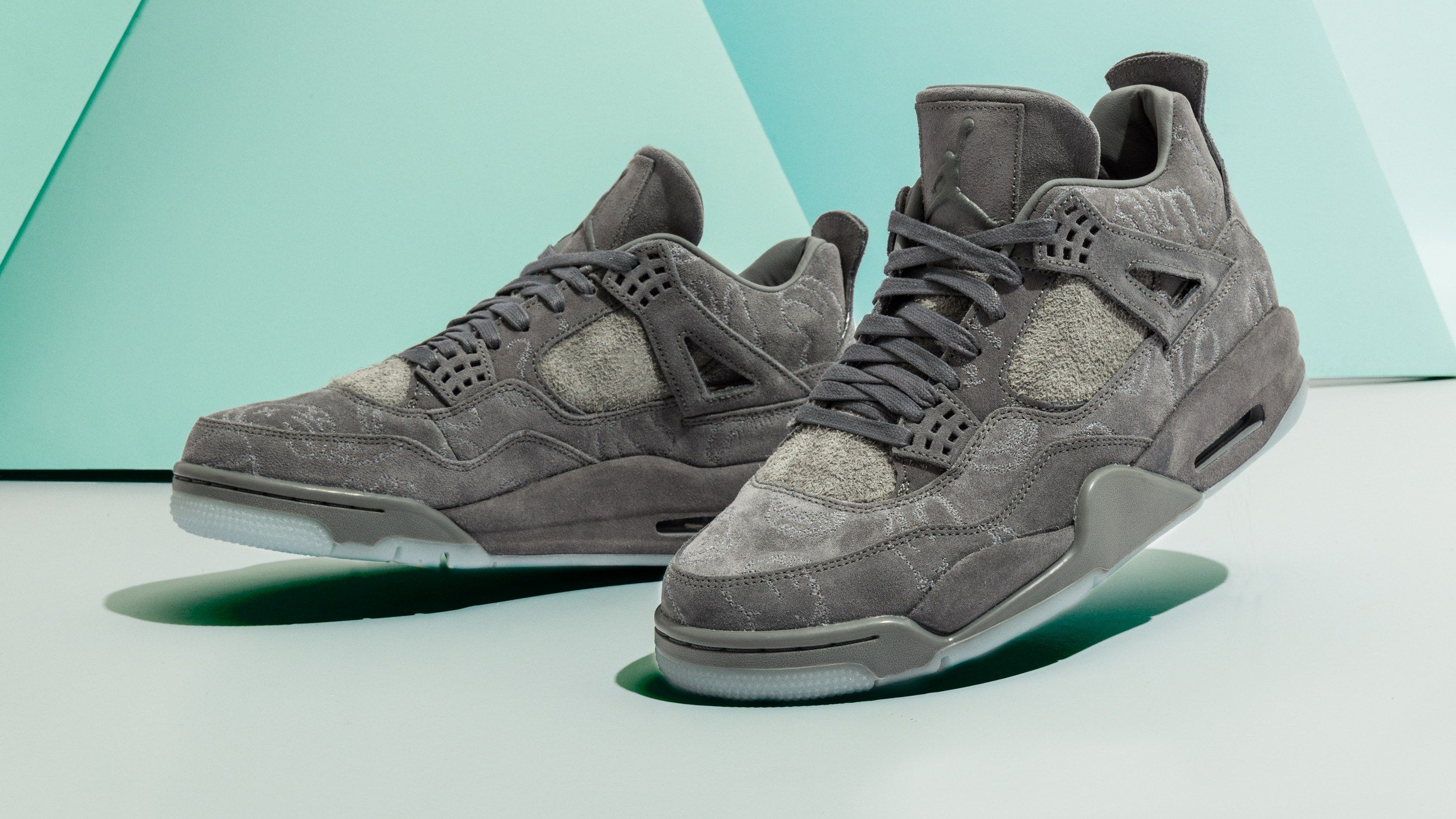 lowest price best choice hot sales The Kaws x Air Jordan 4s Are Even Better Up Close | Nike shoes ...