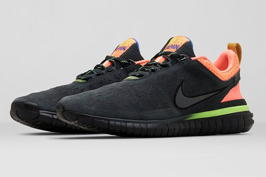 """e6db1ef1f280 nike free og city pack tokyo Nike Free OG """"Tokyo"""" City Pack Release Date"""