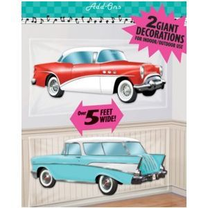 Classic Car Add Ons pk2 50s sock hop New Years 2014 Pinterest