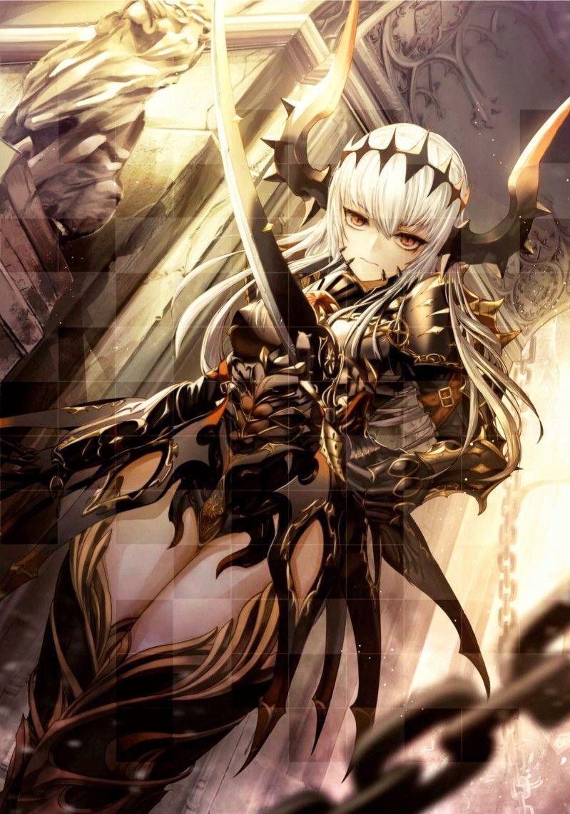 Pin By Darren Robey On Anime Arts Anime Warrior Anime Demon Anime