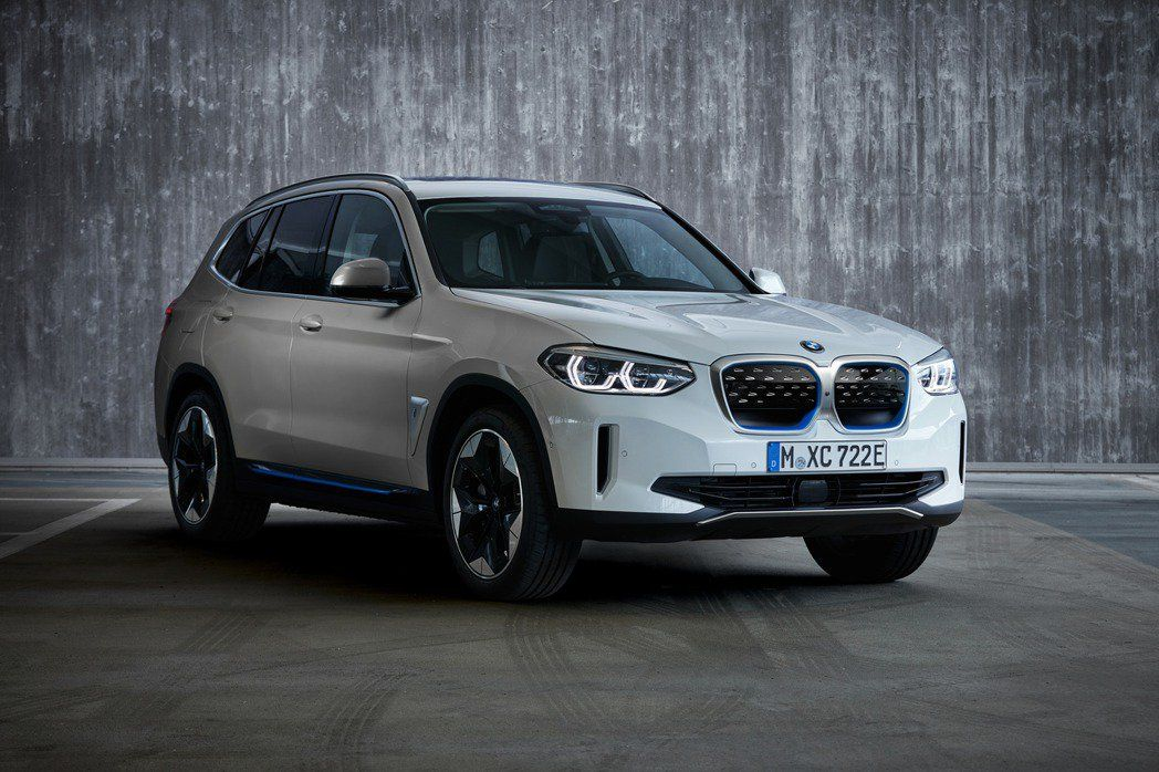 Bmw S Ix3 Released First Pure Electric Suv In 2020 Bmw Suv Super Cars
