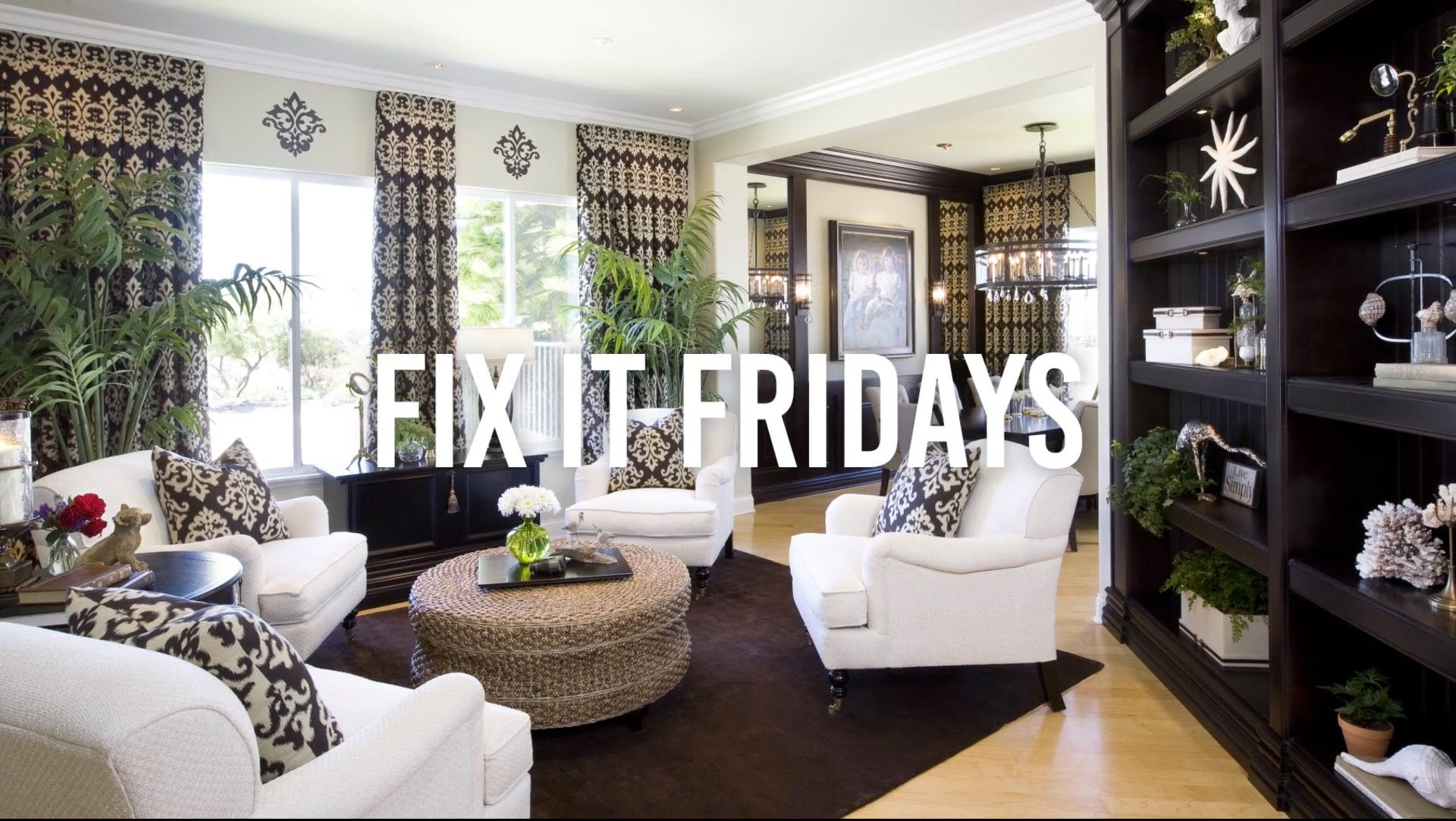 Fix It Fridays Robeson Design