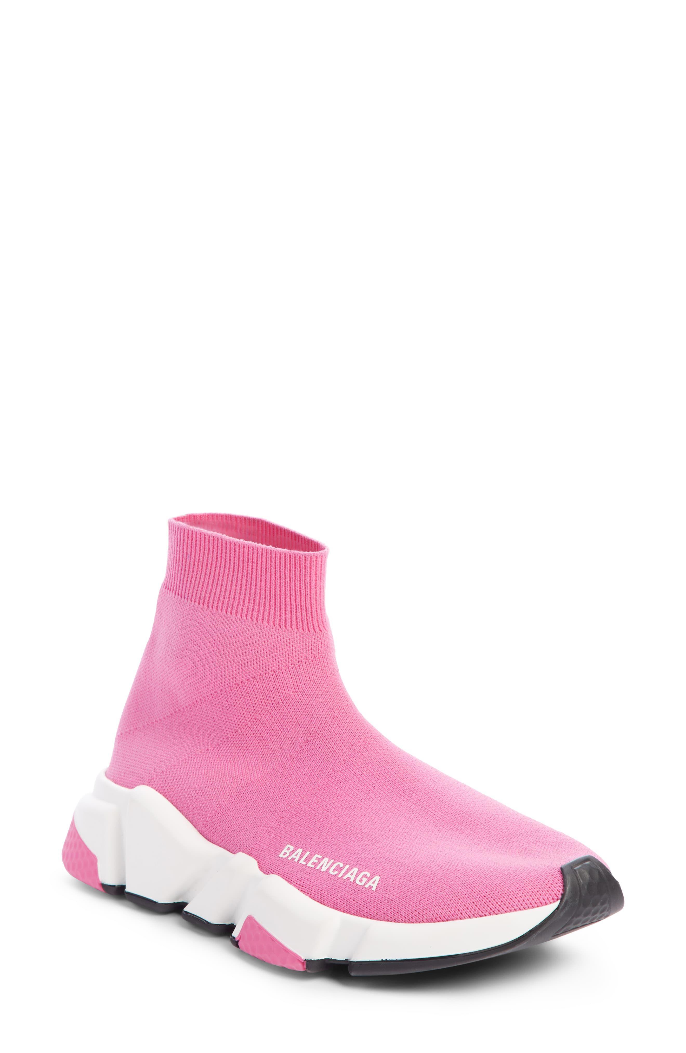 Women's Balenciaga Speed Mid Sneaker