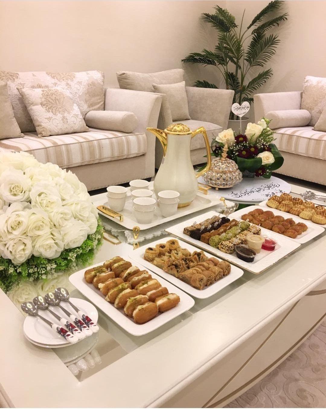 Pin By Afrah Ibrahim On 7alawiyat Buffet Food Tea Party Food Tea Time Food