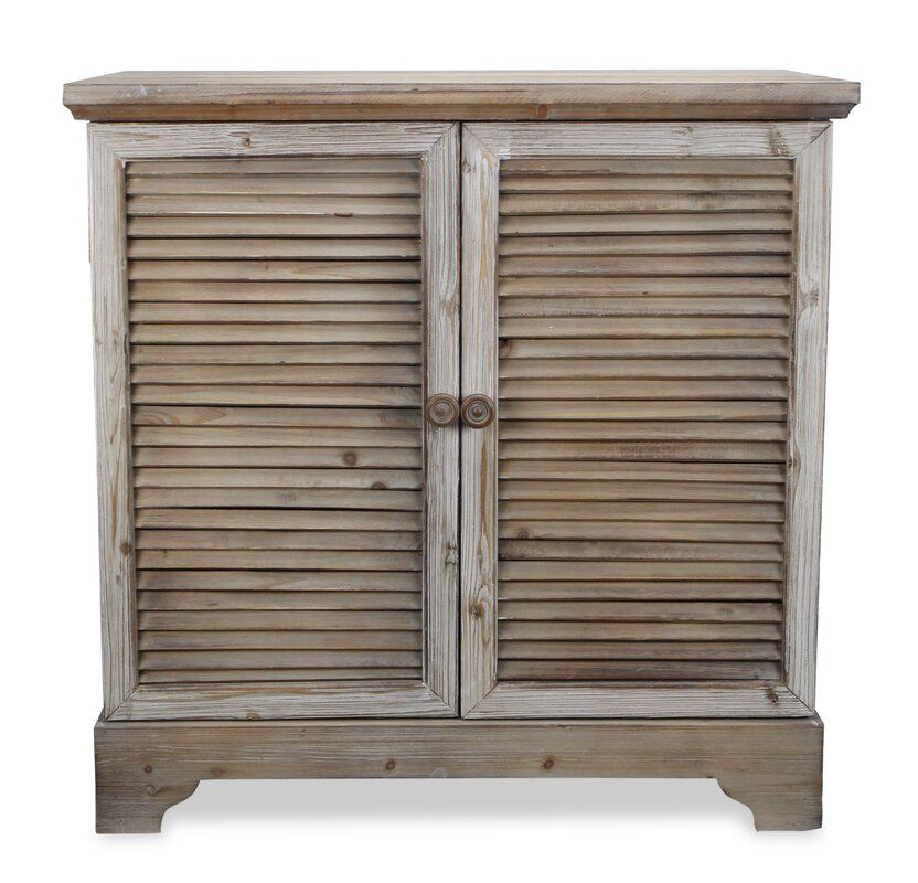 Odessa 2 Door Accent Cabinet Shutter Doors Cheap Dorm Decor Accent Doors