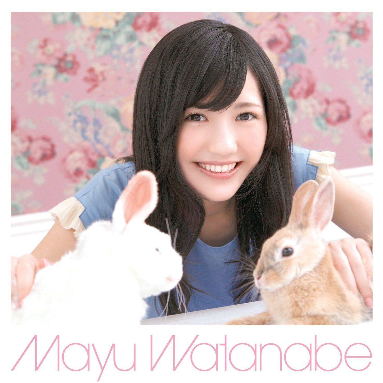 Mayu_Watanabe 1st solo single promotion photos with