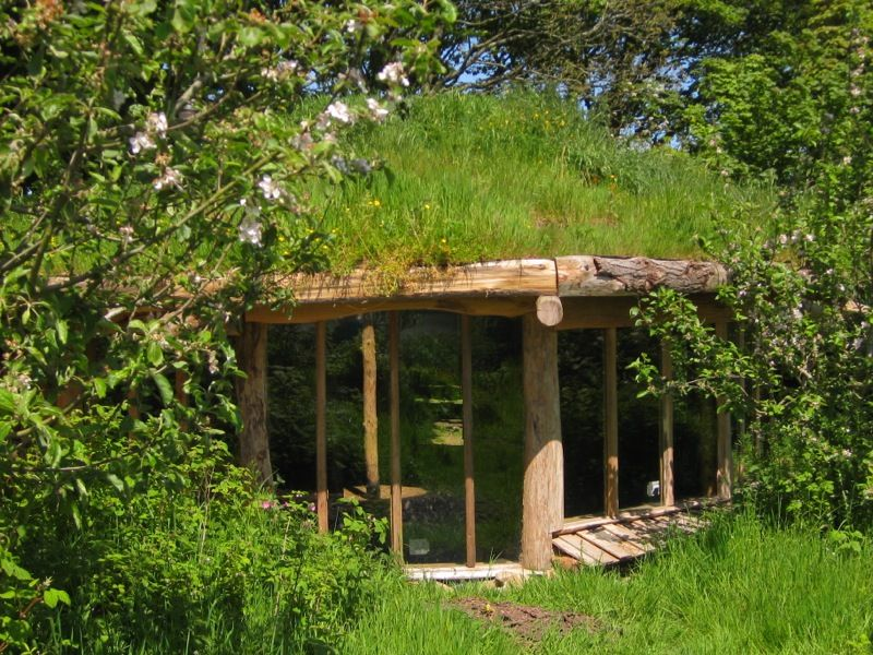 Hobbit Homes Hobbit House Cornwall Roundhouse For 5