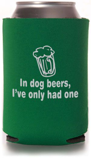 Funny Themed Custom Koozies Koozies Funny Bottoms Up
