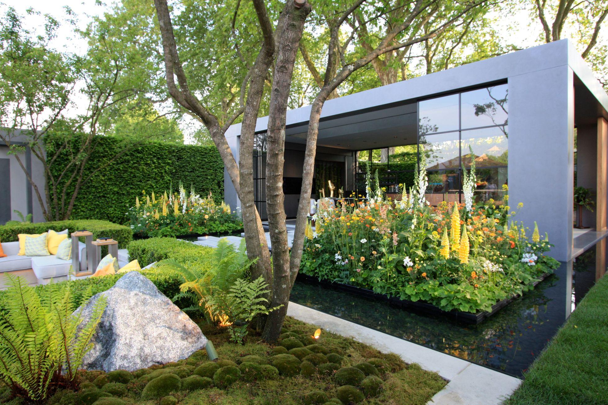 Chelsea Flower Show 2018 The LG EcoCity Garden  The Frustrated Gardener